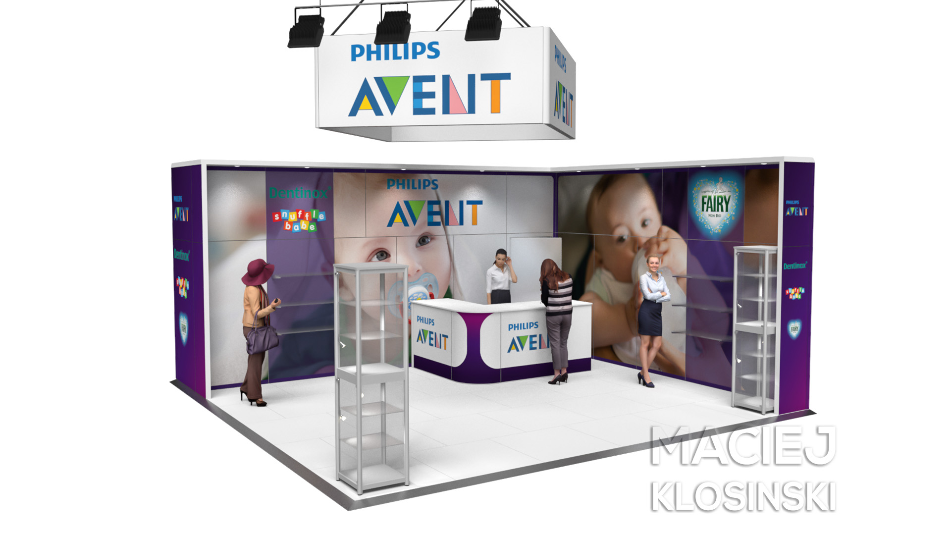 Philips Avent at Pregnancy & Baby Fair 2018