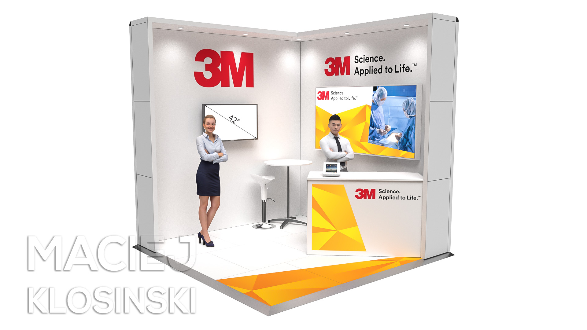 3M at Bioproduction 2017
