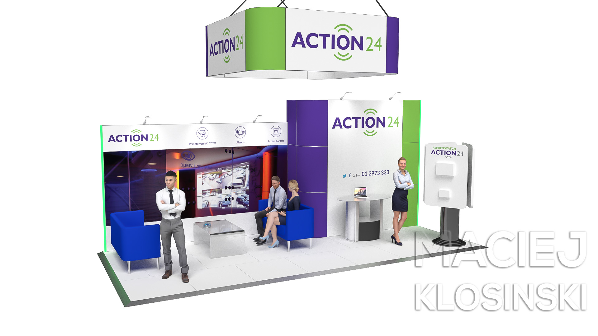 Action24 at Ideal Homes 2017