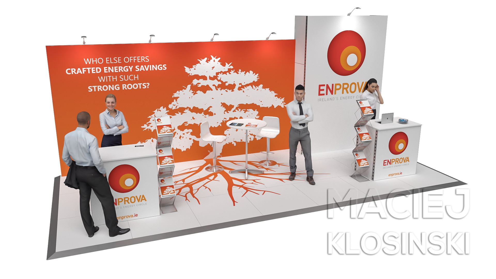 Enprova at Energy Show 2018