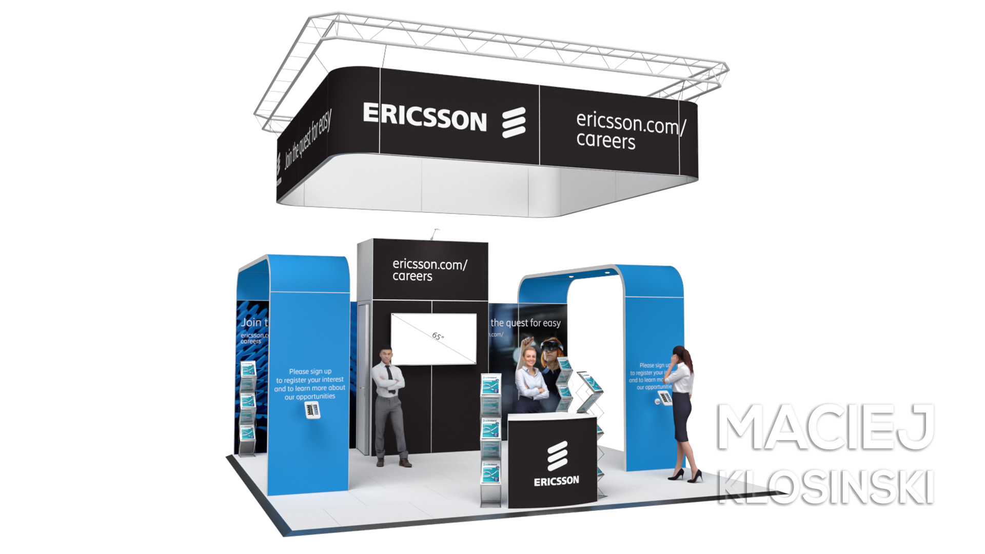 Ericsson at GradIreland 2018
