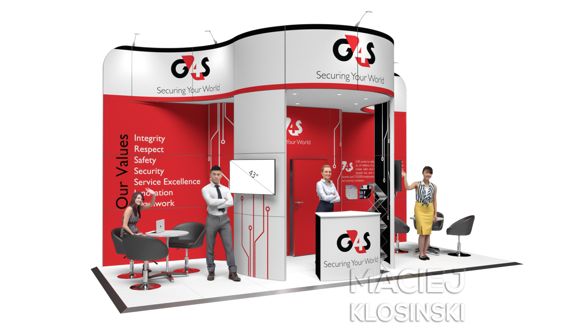 G4S at Datacentres 2018