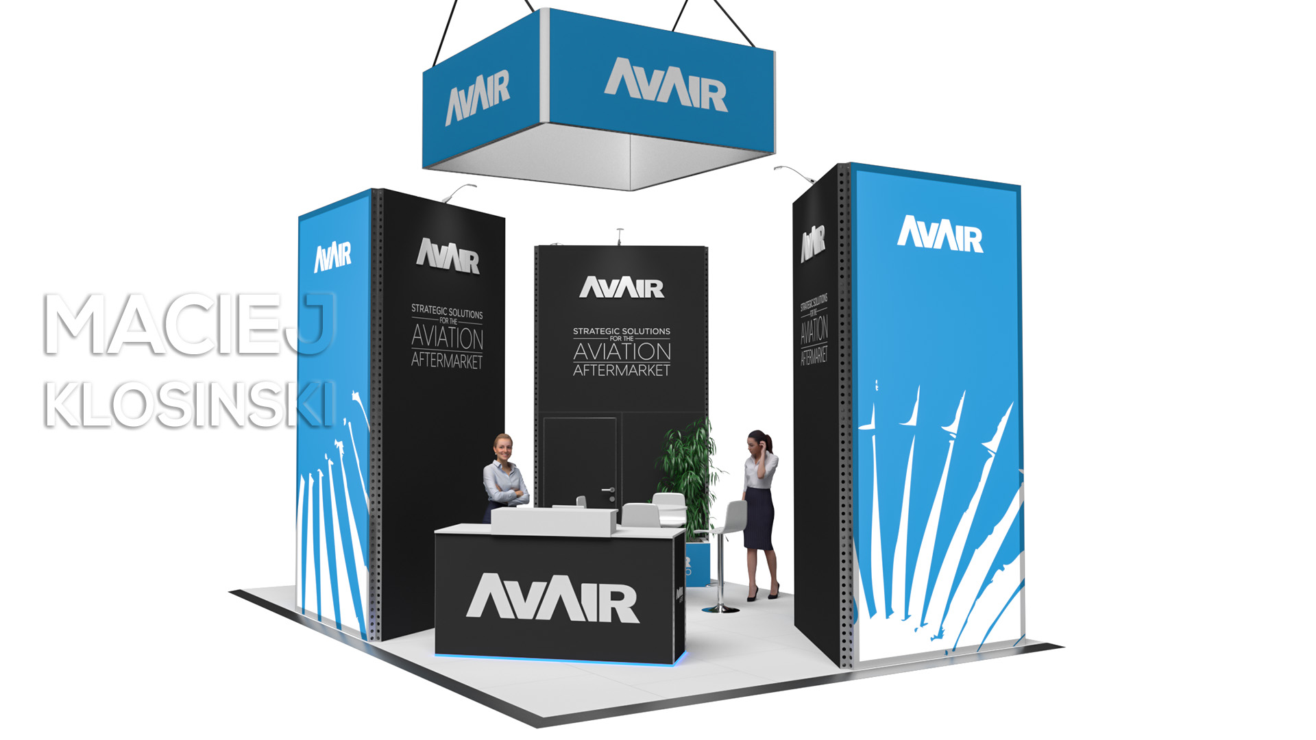 AvAir at Aviation Summit 2018