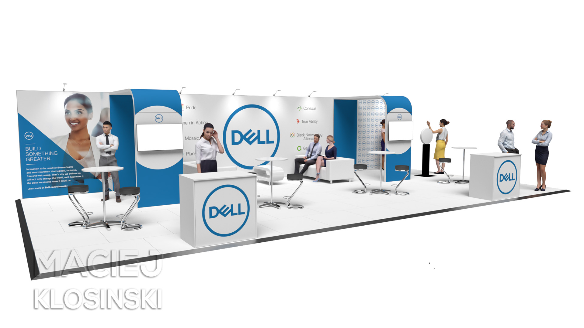 Dell at Simmons Leadership Conference 2018