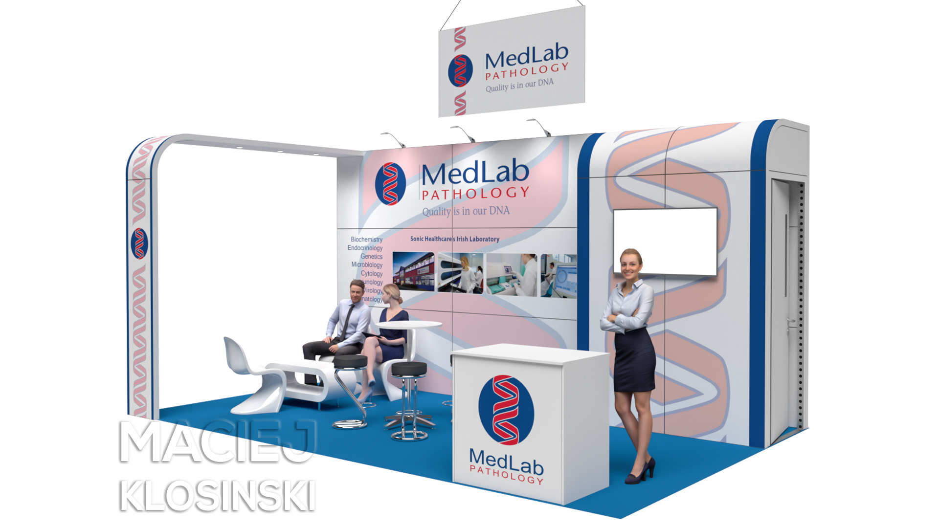 Medlab Pathology at Biomedica 2018