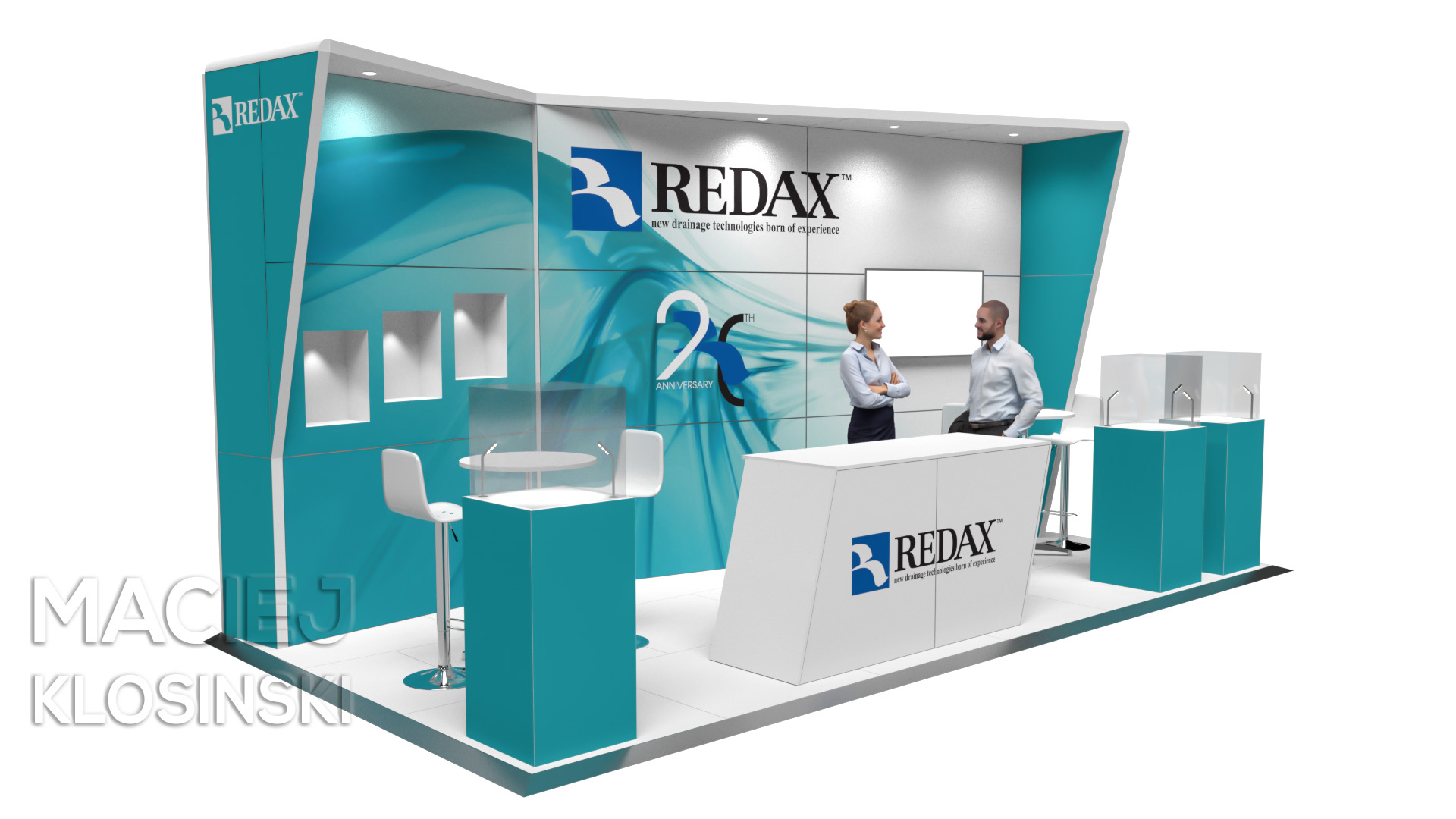 Redax at Europaediatrics 2019